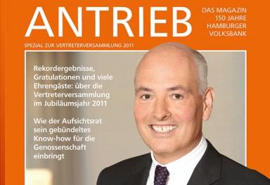 Antrieb Volksbank