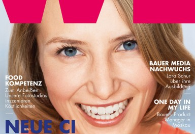 WE - Magazin Bauer Media Group