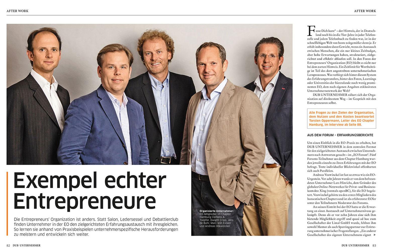 DUB - Deutsche Unternehmerbörse